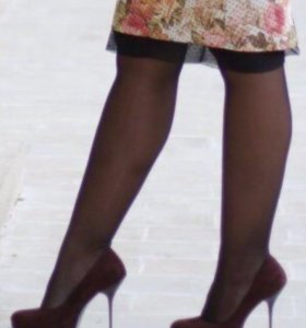 Туфли Stiletto цвет шоколад
