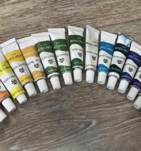 краски для дизайна ногтей