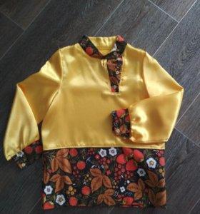 Рубашка народная