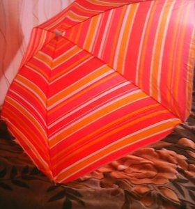Новые Пляжные зонты в наличии 2 шт