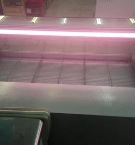 Холодильная витрина Полюс