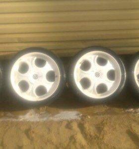 18е колеса (шины и диски с полкой) Продажа Обмен