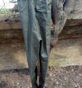 Забродный костюм для рыбалки 43р обуви