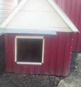 Продается новая собачья будка