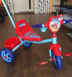 3-х колёсный велосипед