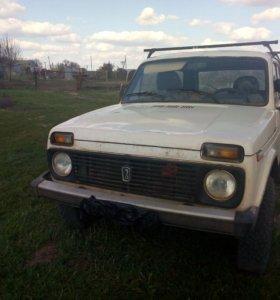 ВАЗ (Lada) 4x4, 1995