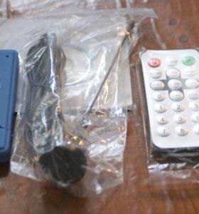 SDR радиоприемник (сканер) R820Т2