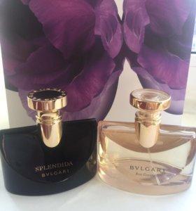 Парфюм женский Bulgari jasmin noire, bulgari rose