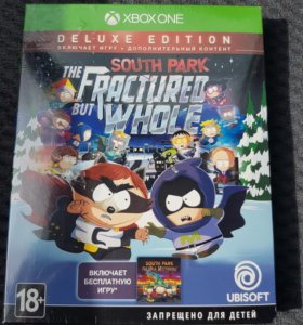 Xbox ONE South Park: The Fractured But Whole Delux