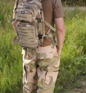 рюкзак такт. MFH assault II 23 L расцв. мультикам