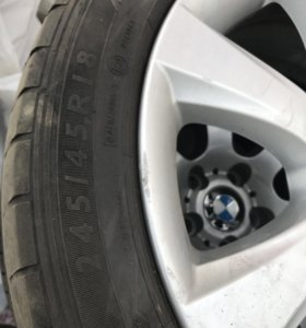 Летние колеса в сборе на BMW F10 r18