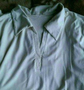 Бесплатно блузка для беременных.