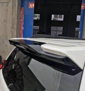 Спойлер Modellista для Toyota Prado 150