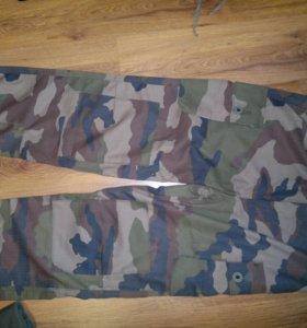 брюки армии сша,норвегии,брит,франции (реплика)