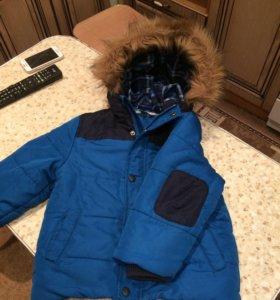 Курточка на зиму и холодную осень