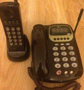 Стационарный телефон LG GT-9520A