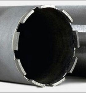 Алмазные коронки для бетона, кирпича