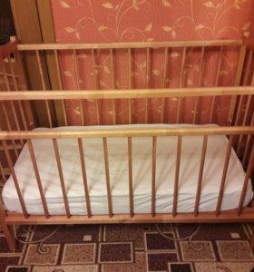 кровать фея