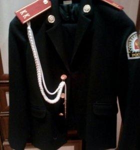 Парадная форма,кадетская