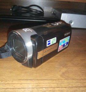 Видео камера сонью