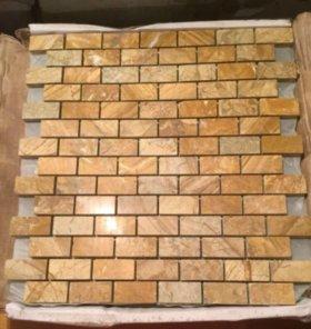 Плитка мозаичная 30*30см натуральный камень