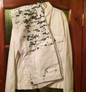 Весенне-летняя куртка