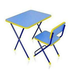 Комплект детской мебели - стол и стул