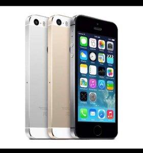 iPhone 5,5s новые 64gb