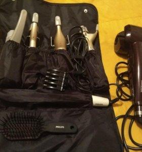 Плойка для волос, BaByliss, набор Philips