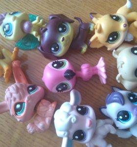Детские фигурки , игрушки LPS + аксесуары