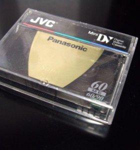 Видео-кассета Panasonic MiniDV 60