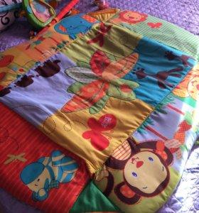 Развивающий коврик Тропическая саванна