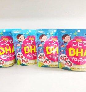 Рыбий жир (Витамины-желе) для детей, Япония