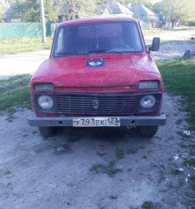 ВАЗ (Lada) 4x4, 1984