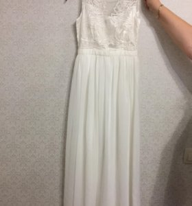 Летнее платье шикарное
