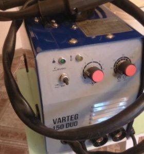 Продам сварочный полуавтомат Varteg 150 000 новый