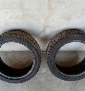 Покрышки для форд фокус 3 , зимние