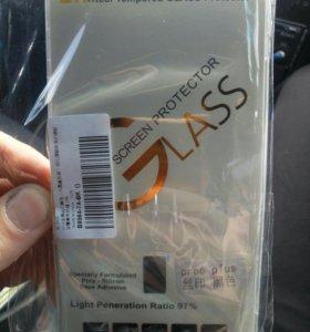 Защитное стекло на meizu pro 6 plus