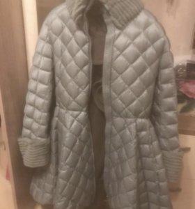 Пальто на пуху Naumi