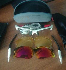 """Лыжные очки """" noname """""""