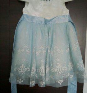 Продам платье, размер 2-3 года