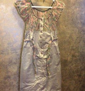Летние платья р 42-44