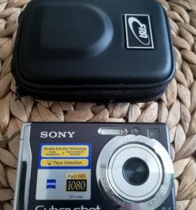 фотоаппарат Sony syber-shot