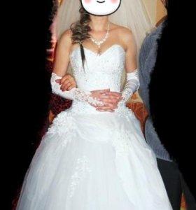 Свадебные плате