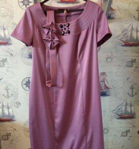 Платье 50-52 размер на выход