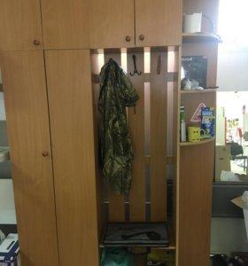 Шкаф,прихожка