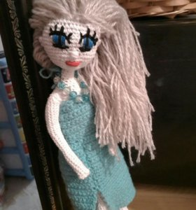 Куколка каркасная