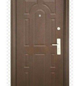 Дверь с новостройки