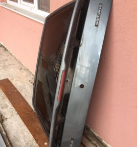 Задняя крышка багажника на ваз2114