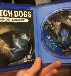 Watch dogs полное издание